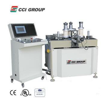 LWY-CNC-200 Delta system aluminium door and window making machine for aluminum profile hydraulic bending