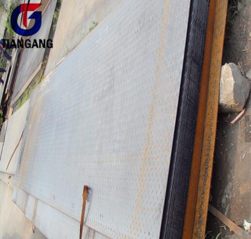 Steel Plate Used For Industry Construction