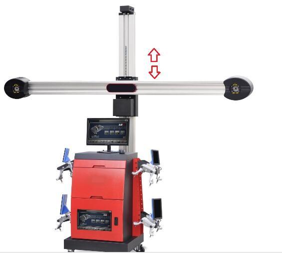 Hot selling wheel alignment machine