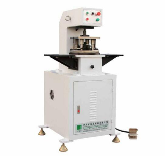 LJY-35 aluminum window and door hydraulic punching machine