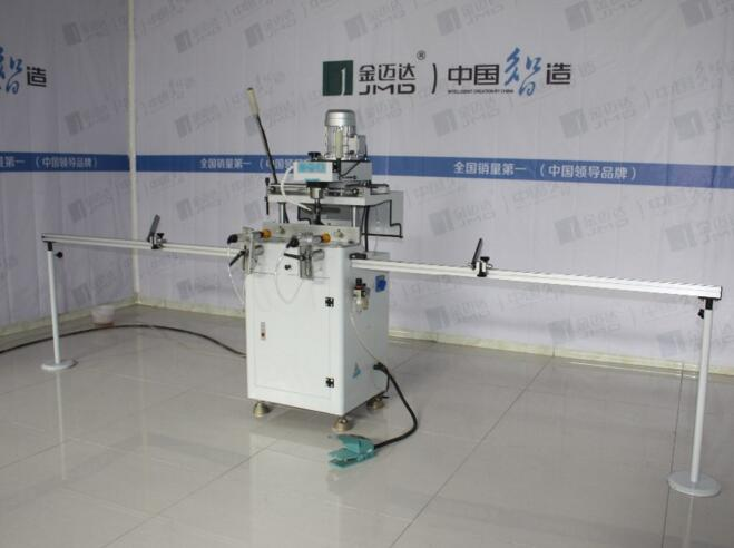 LJAXF1-27*115 aluminum window extrusion copy router machine