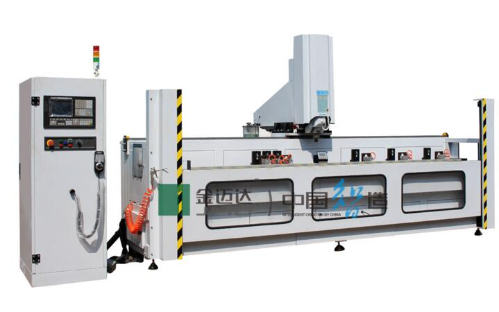 LZX-CNC-3200 cnc copy router machine for aluminum windows and doors