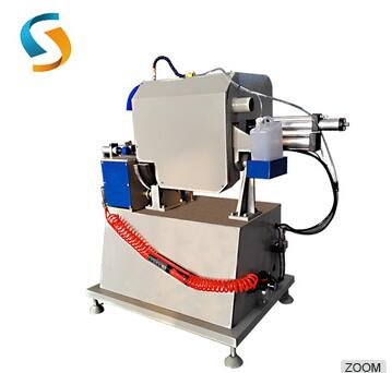 aluminium profile cutting saw machine kitchen cabinet aluminum frame glass door