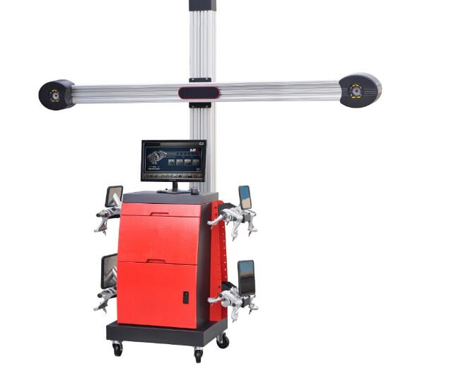 Manufacturer Wheel alignment aligner