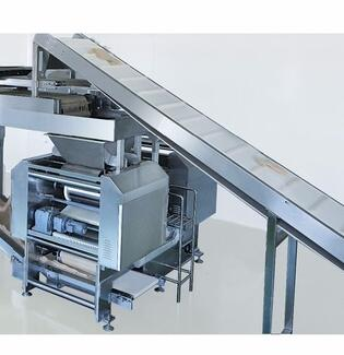 CE proved High capacity multi-function biscuit line