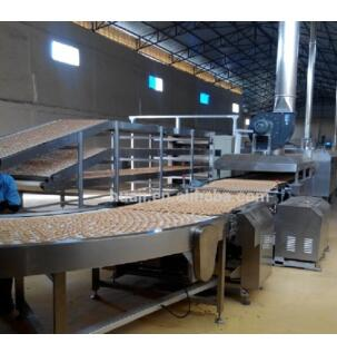 Full automatic biscuit making machine, biscuit plant