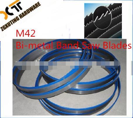 Tungsten Carbide Steel BandSaw Blade For Furniture