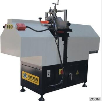 middle-frame cutting saw for PVC window door machine/ upvc doors and window making machine