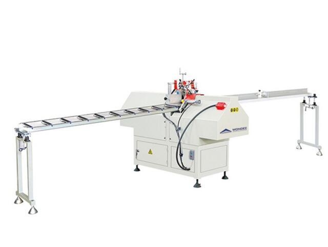 SJV-55 Series 380V/50Hz PVC Profile Mullion Cutting Saw