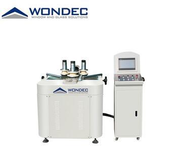 WC-CNC-95 High Efficient Aluminum Window Profile Bending Machine