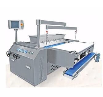 automatic soft biscuit rotary moulder machine