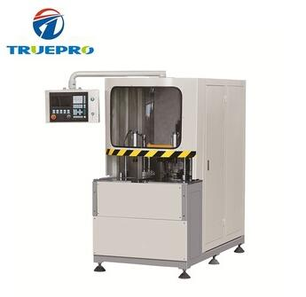 UPVC window and door machine CNC corner cleaning machine
