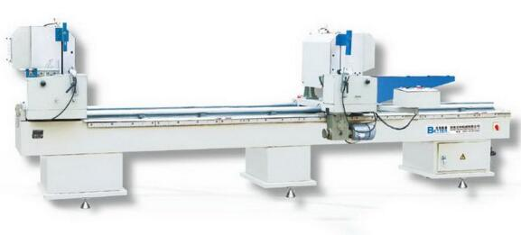 LJZ2-450×3700 Double-head Cutting Saw for Aluminum Door and Window