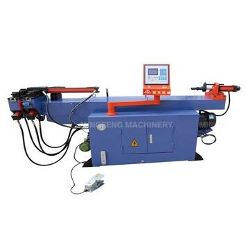DM-63NC price of medical equipment electric hydraulic exhaust pipe bender machine