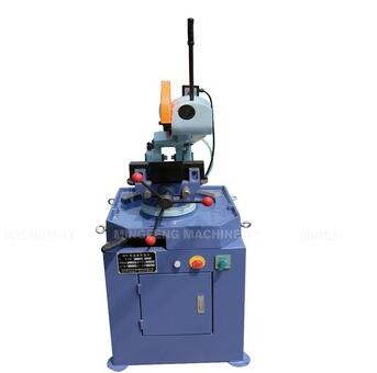 MC-315S iron aluminum window circle cutting circular saw steel cutter machine for tube