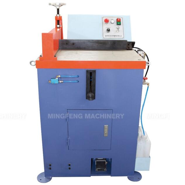 MC-455L aluminum door and window frame tube cutting machine for 45 degree