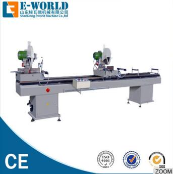 LSJ420-3500 New Condition PVC window machinery miter cutting saw