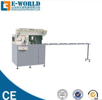 LJZ-CNC-500 aluminum door machinery corner connector cutting Saw