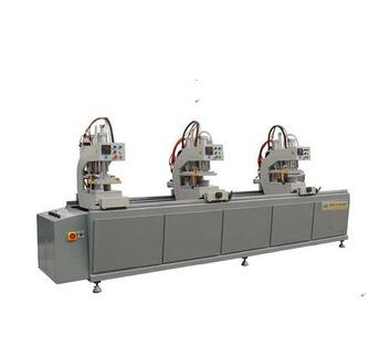 Three-head Seamless Welding Machine for Window and Doors