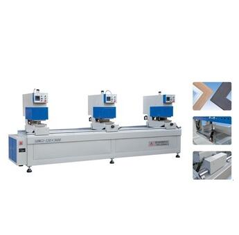 Three-head Seamless Welding Machine (double sides)
