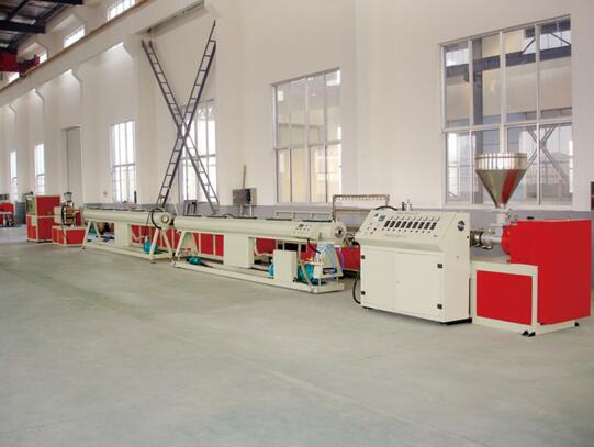 PPR pex abs pipe extrusion line