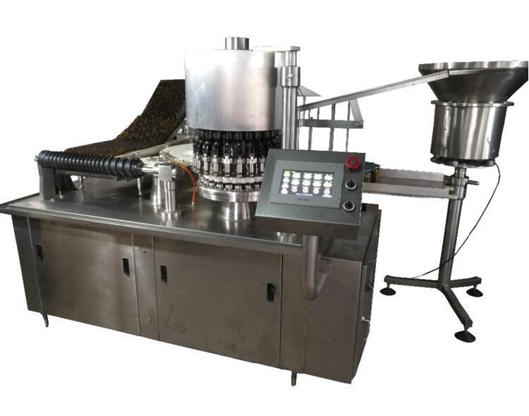 High speed Automatic Filling Capping Machine for Water, Syrup, Beer Bottles