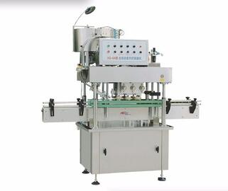 ISO9001 600kg PET rounad bottle cap Capping Machine