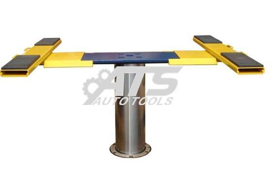 Hydraulic Single Post Inground Lift