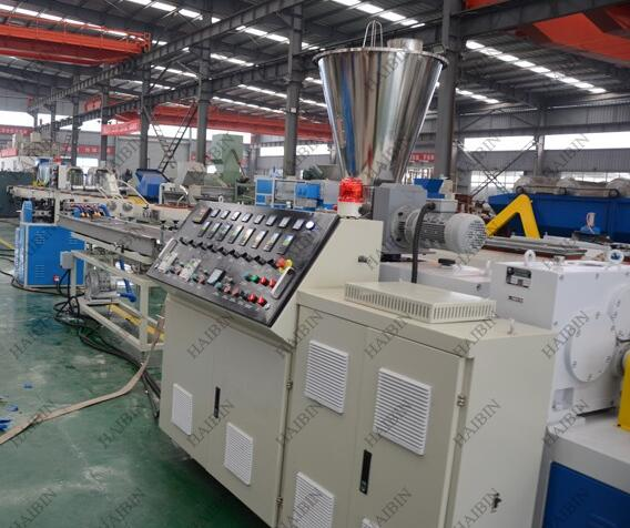 wood door edge banding production line