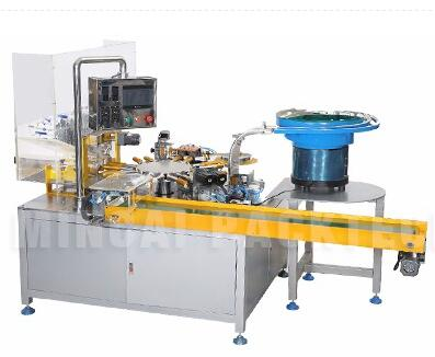 MC-SC100PRO 700KG Soft Tube Screw Capping Machine