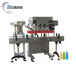 ZHT-A Series Fully Automatic Inline Cap Tightening Machine