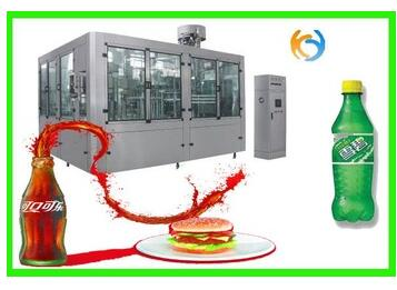 Auuomatic beer equpment of washing Filling and capping machine