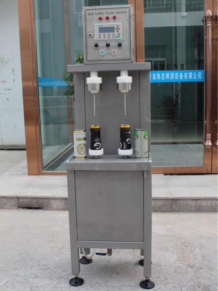 HZ-MKT-2 Series CE Certificate beer canning filling machine line