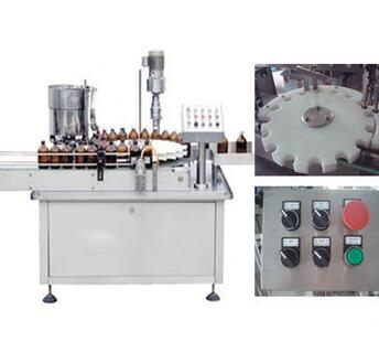 RX-1 Series 220V/380V Automatic cap crimping machine