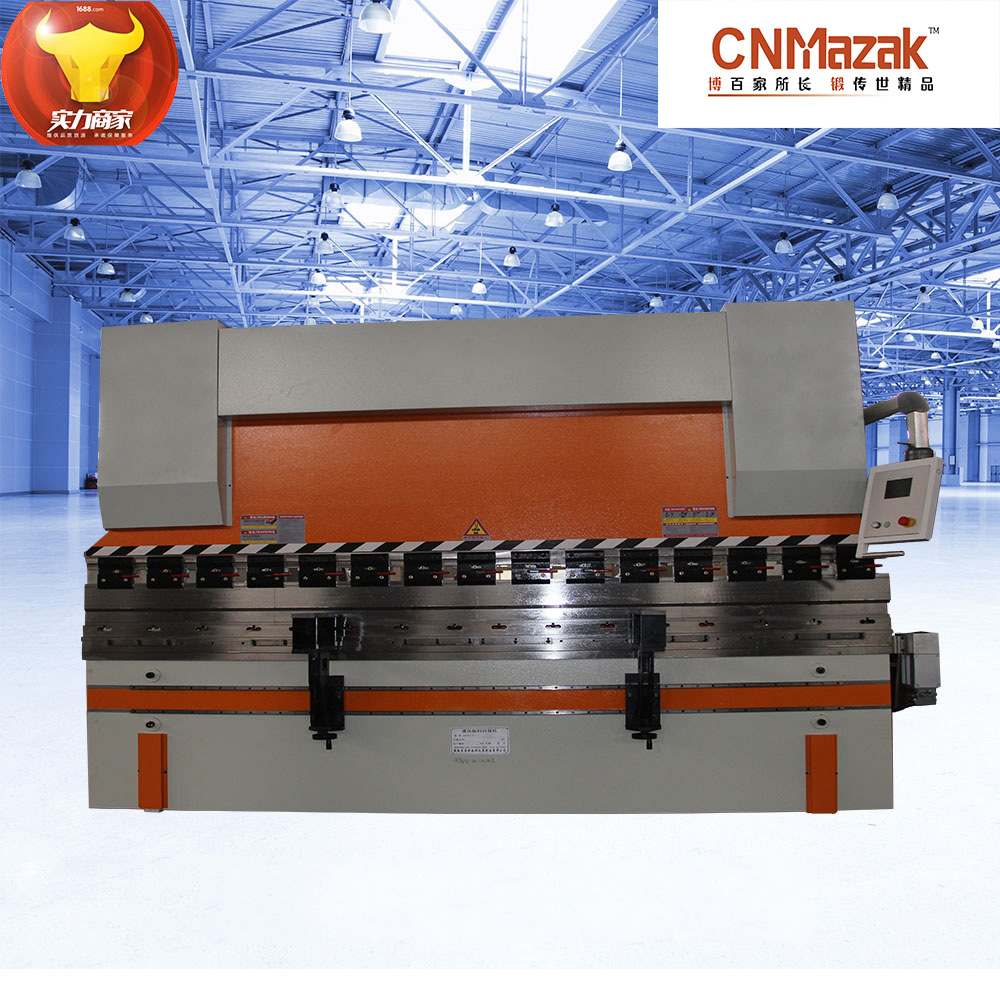 Sheet Metal Folding Machine CNC Servo Hydraulic Press Brake ( 80T/2500mm)