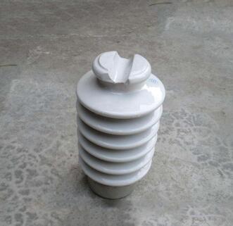 Line Post Insulator ANSI Insulator 57-2 Porcelain Insulator