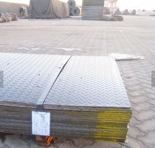 High-strength structure carbon steel plate