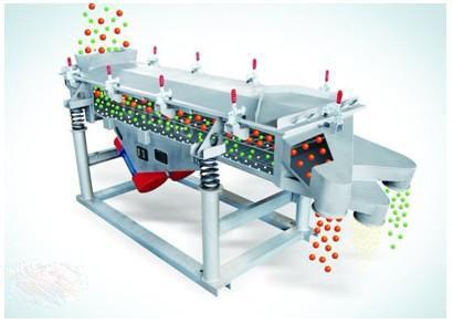Large Capacity Linear Vibrating Sieve machine