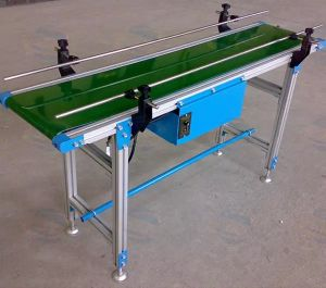 Automatic belt Conveyor for Production Line or Warehouse