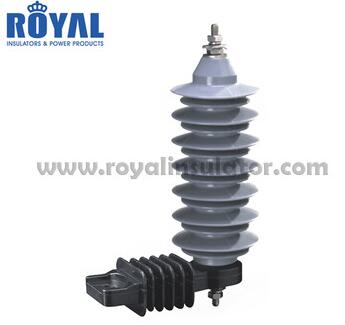 21kV Metal- Oxide Composite Polymer surge arrester for sale