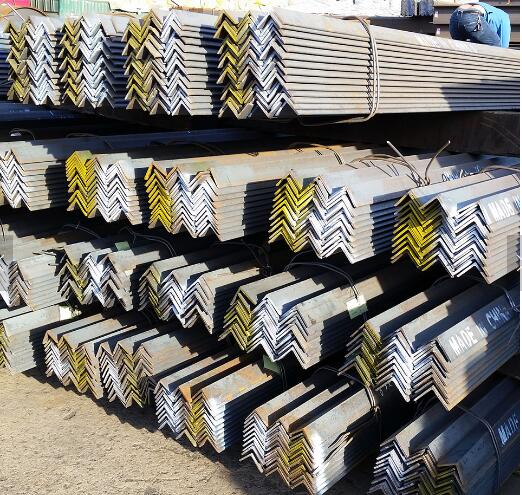 JIS Hot Rolled Mild Angle Steel