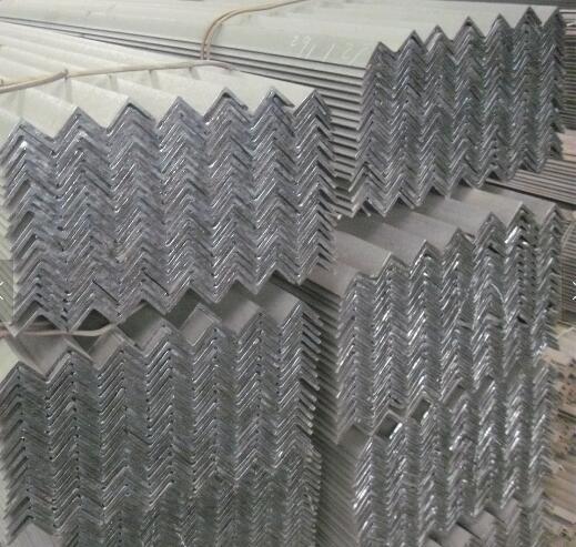 High quality hot rolld steel angle bar