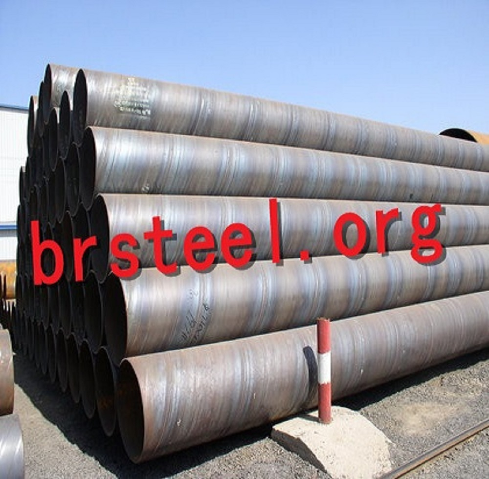 professional api 5l gr.b ssaw sch10 carbon steel pipe buiding materials