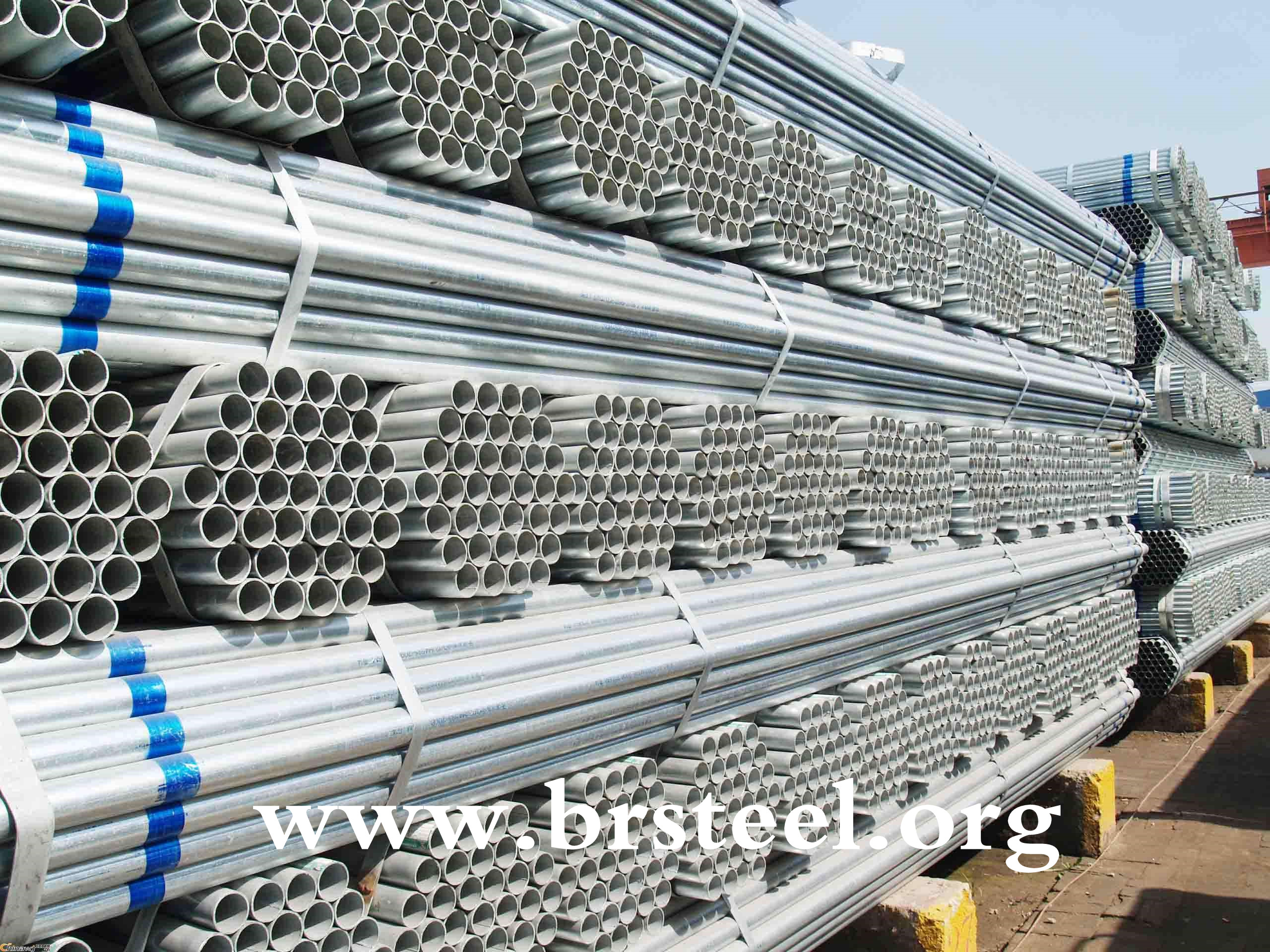 carbon pipe mild steel pipe hot galvanized steel pipe galvanized steel wire