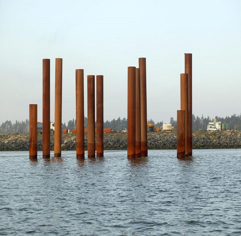 Structural pipe & piling Steel Pile Pipe Construction Building Trasffering Oilfiled