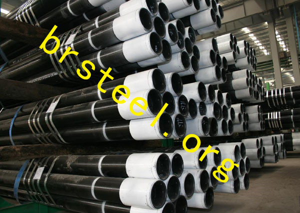 API 5CT H-40,J-55,K-55,N-80,C-75,L-80 ERW STEEL Casing Pipe