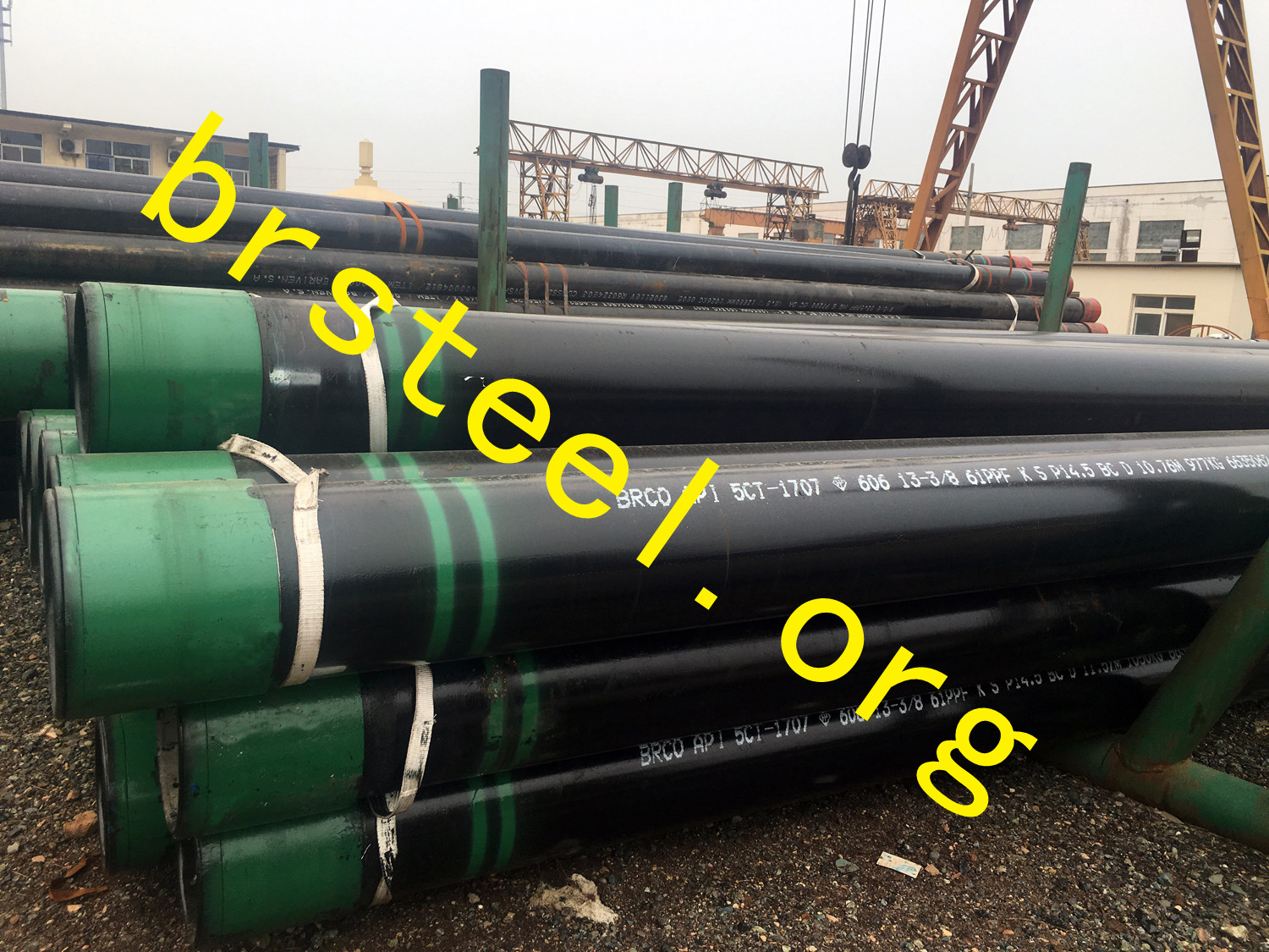 high quality octg oilfield tubing pipe