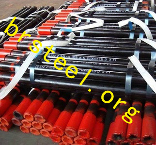27SiMn Double wall drill casing,