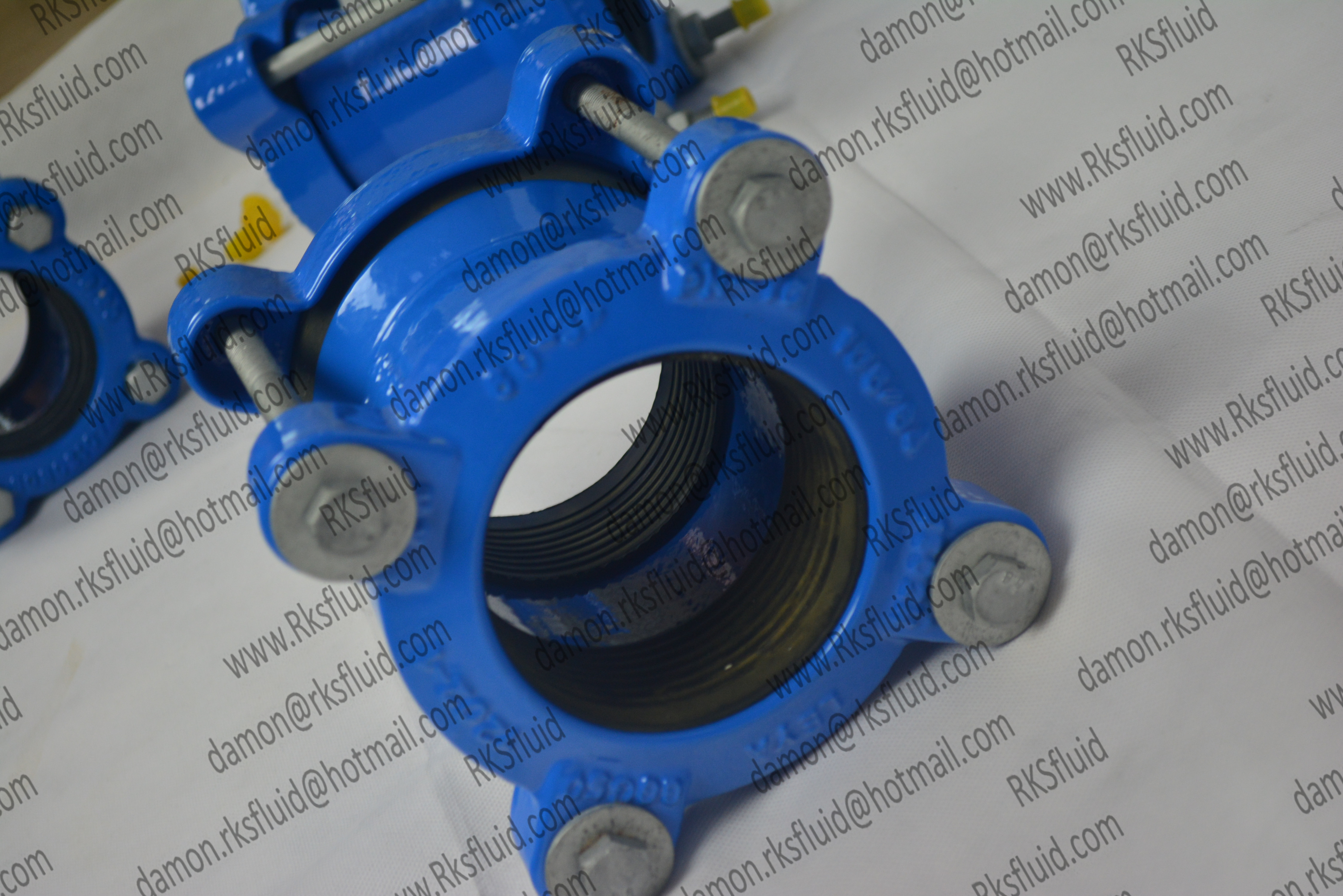 industry water project engineering pipe fittings