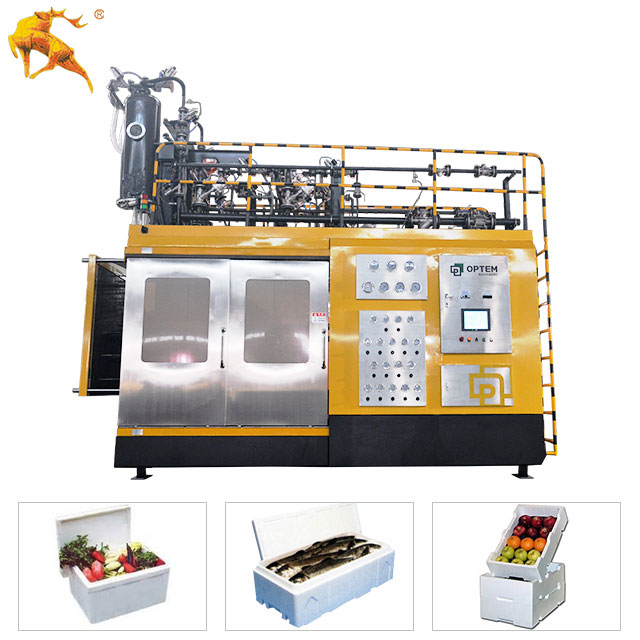 styrofoam shape moulding machine